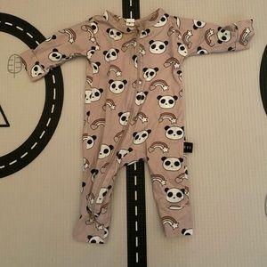 Hux baby onesie